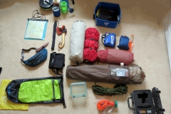 Gear for 6 a Day Canoe Trip in Algonquin Park