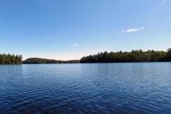 Panoramic Image of Otterslide Lake, Algonquin Park