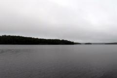 Panoramic Image of Big Trout Lake, Algonquin Park