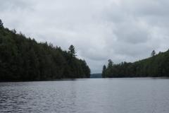 The Narrows into White Trout Lake, Algonquin Park
