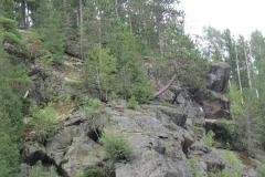 High Cliffs on White Trout Lake, Algonquin Park