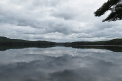 Glass Water on White Trout Lake, Algonquin Park