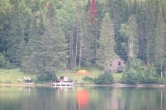 Park Ranger Cabin on White Trout Lake, Algonquin Park