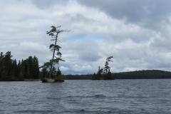 Rock Islands on McIntosh Lake, Algonquin Park