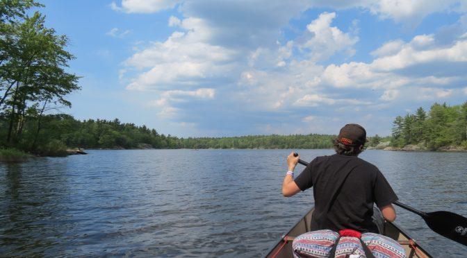 McCrae Lake Canoe Trip – May 2012